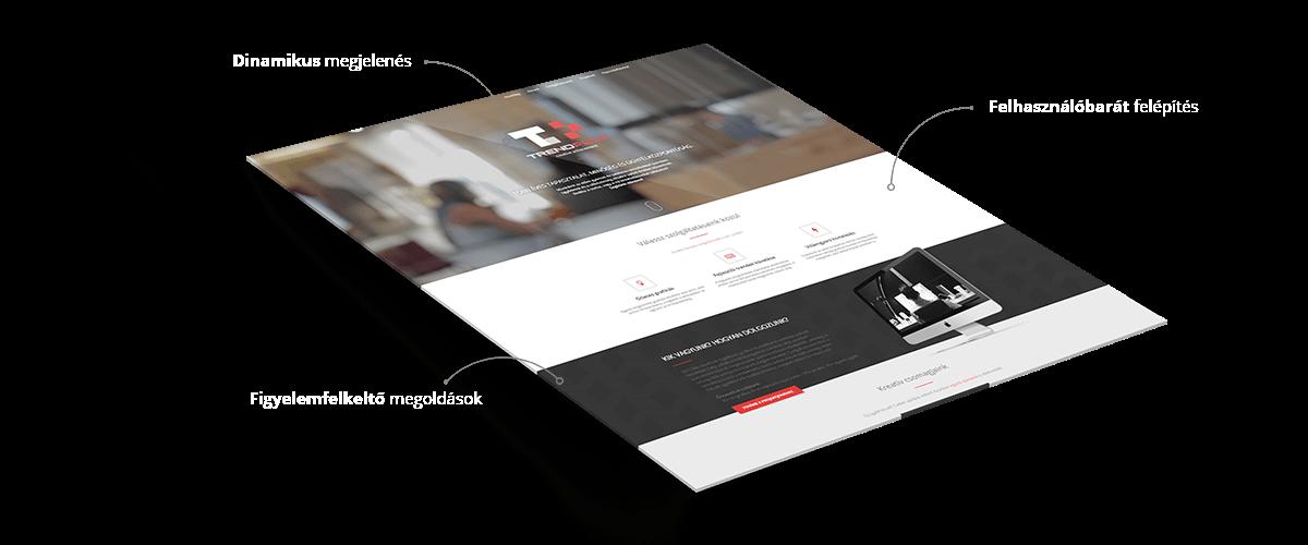 Website- és webáruház tervezés