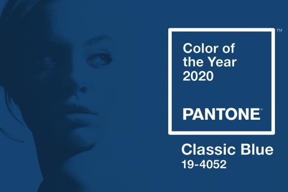Pantone év színe 2020