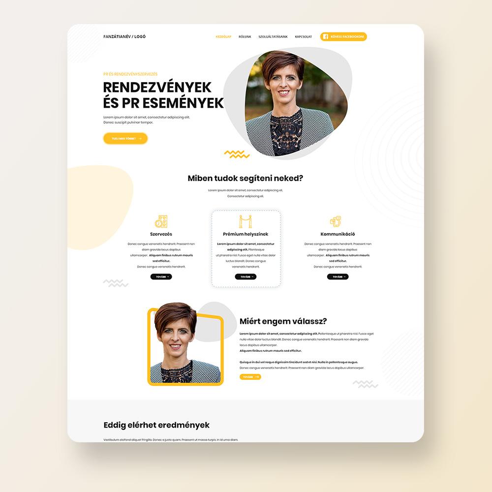 Webdesign, Weboldal tervezés, Webdesign UI