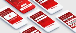 Mobil applikáció UI tervezés